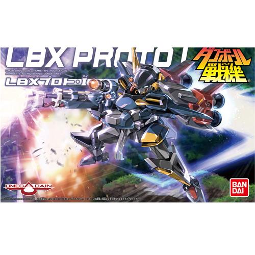 [골판지전사] [LBX 039] 프로토 l   [4543112808318]