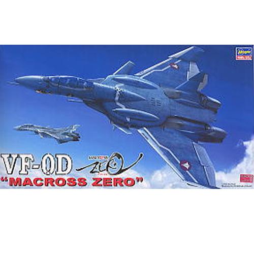 1/72 마크로스 제로- VF-0D   [4967834657182]