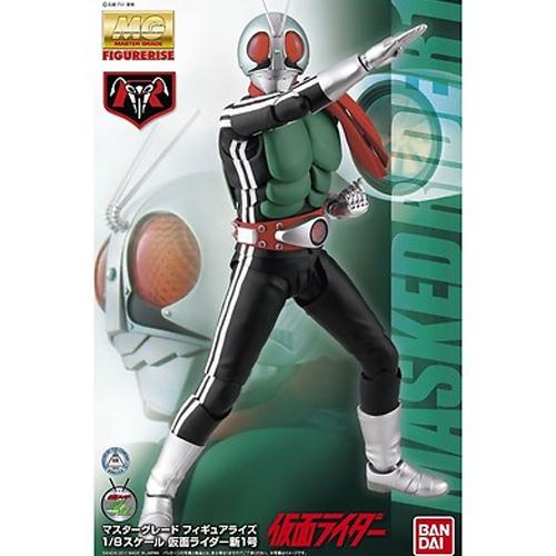 [MGF]1/8 Masked Rider New No.1 (Plastic model) 가면라이더 신1호[4543112703774]