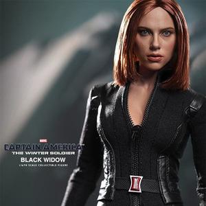 1/6 MMS239 무비 마스터피스 캡틴 아메리카 The Winter Soldier 블랙 위도우[4897011175799]