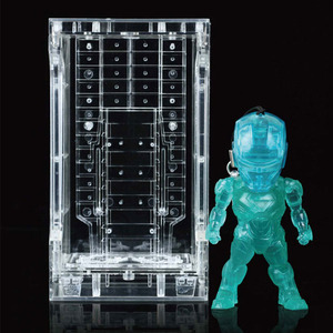 KN-D01SP Kids Nations Iron Man 3 Hall of Armor Clear Ver 홀 오브 아머 클리어[1개입][4715635288094]