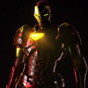 RE:EDIT 아이언맨 #02 Bleeding Extremis Armor[4571335883119]