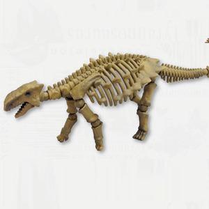 포즈스켈레톤 공룡시리즈 106 안키로사우루스  [4521121300887]