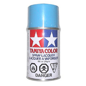 [TS-10] TAMIYA 스프레이(캔) 프렌치 블루 FRENCH BLUE (유광) [4950344993529]