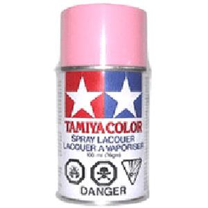 [TS-25] TAMIYA 스프레이(캔) 핑크 PINK (유광) [4950344993673]