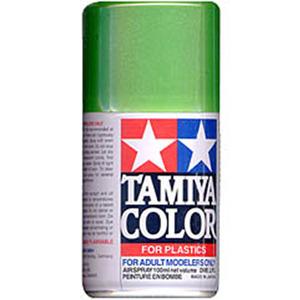 [TS-52] TAMIYA 스프레이(캔) 캔디 라임 그린 CANDY LIME GREEN (유광) [4950344993949]