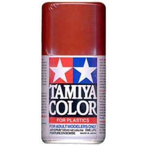 [TS-33] TAMIYA 스프레이(캔) 덜 레드 DULL RED (무광) [4950344993758]