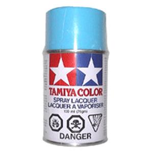 [TS-23] TAMIYA 스프레이(캔) 라이트 블루 LIGHT BLUE (유광) [4950344993659]