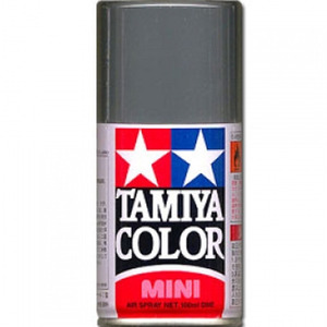 [TS-67] TAMIYA 스프레이(캔) 그레이 IJN (사세보 병기고-일본해군/무광) [4950344994090]