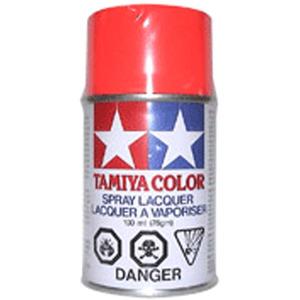 [TS-31] TAMIYA 스프레이(캔) 브라이트 오렌지 BRIGHT ORANGE (유광) [4950344993734]
