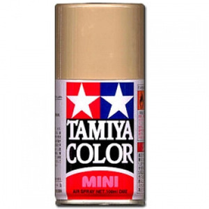 [TS-68] TAMIYA 스프레이(캔) 우든 덱크 탄 WOODEN DECK TAN (무광) [4950344994106]