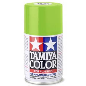 [TS-22] TAMIYA 스프레이(캔) 라이트 그린 LIGHT GREEN (유광) [4950344993642]