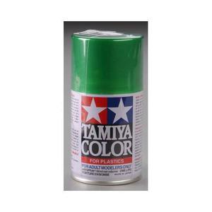 [TS-20] TAMIYA 스프레이(캔) 메탈릭 그린 METALLIC GREEN (유광) [4950344993628]